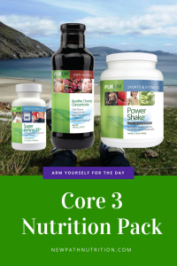 Purium Core3 Nutrition