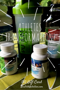 Purium 10 Athletes transformation