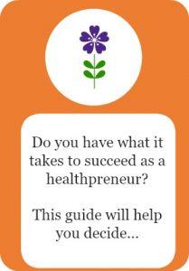 healthpreneur