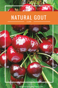 best all natural gout cure