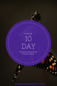 what is the purium 10 day transformation experience