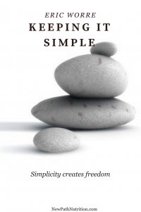 eric worre keeping it simple