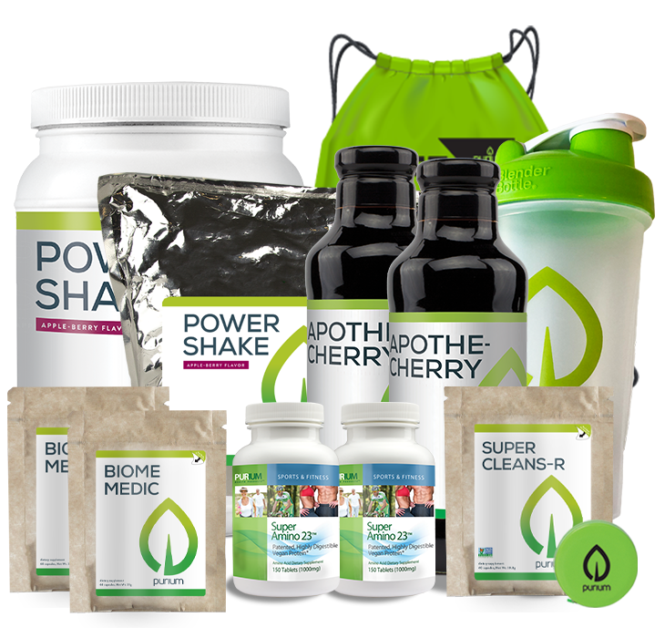 Purium Ultimate Lifestyle Transformation Products